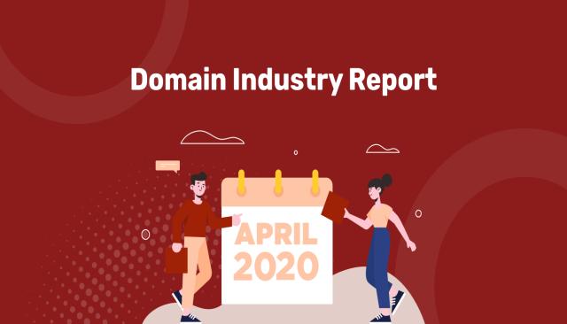 2020年4月域名报告